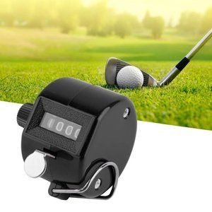 Tally Counter Golf Palm Clicker Number Counting